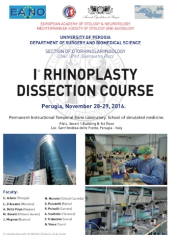 I Rhinoplasty Dissection Course